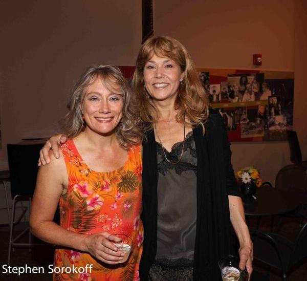 Kristin Wold & Elizabeth Aspenlieder Photo