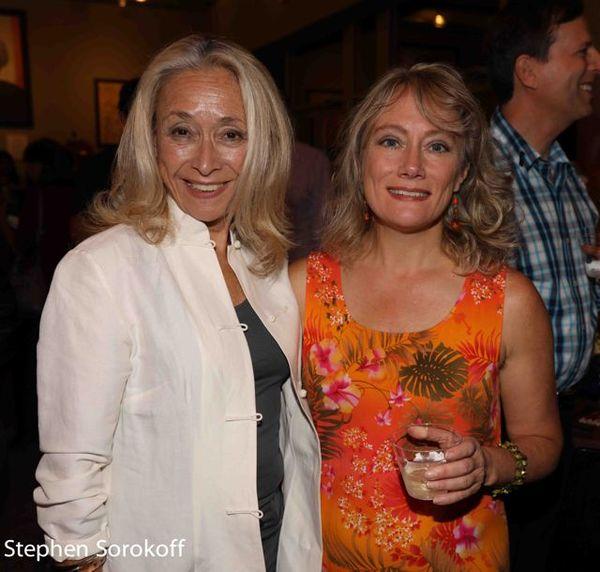 Eda Sorokoff & Kristin Wold Photo