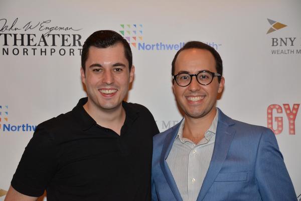 Tyler Huckstep and Michael J. Verre