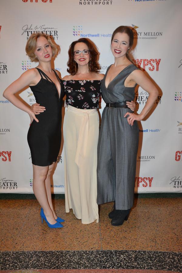 Charity Van Tassel, Michele Ragusa and Austen Danielle Bohmer