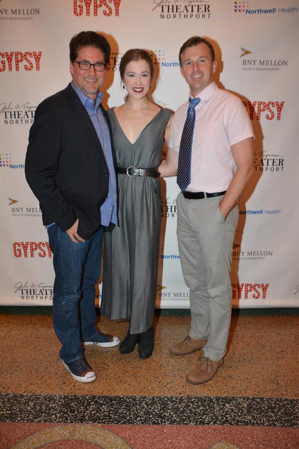 Igor Goldin, Austen Danielle Bohmer and Drew Humphrey