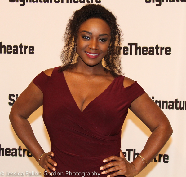 Photo Coverage: Signature Theatre Celebrates Opening Night of Suzan-Lori Parks'IN THE BLOOD