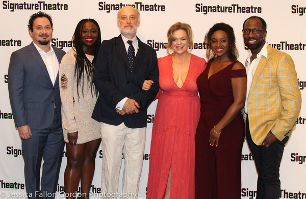 Photo Coverage: Signature Theatre Celebrates Opening Night of Suzan-Lori Parks' IN THE BLOOD