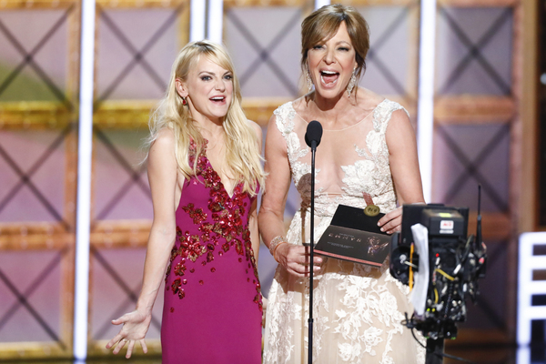 Anna Faris, Allison Janney Photo