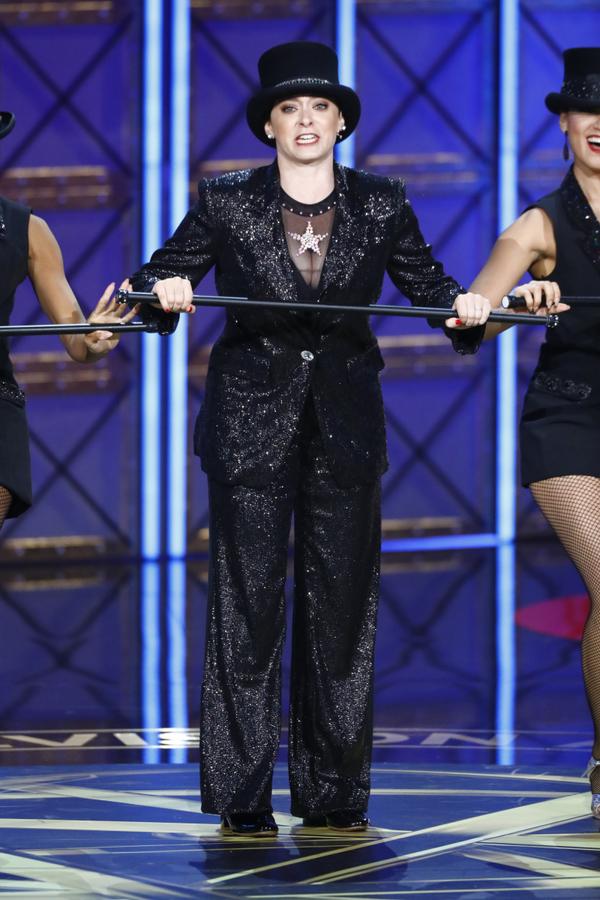 Photo Flash: Broadway Stars Shine at The 69th PRIMETIME EMMY AWARDS