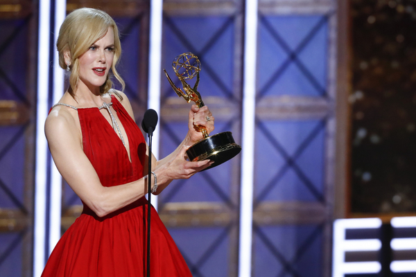 Photo Flash: Broadway Stars Shine at The 69th PRIMETIME EMMY AWARDS