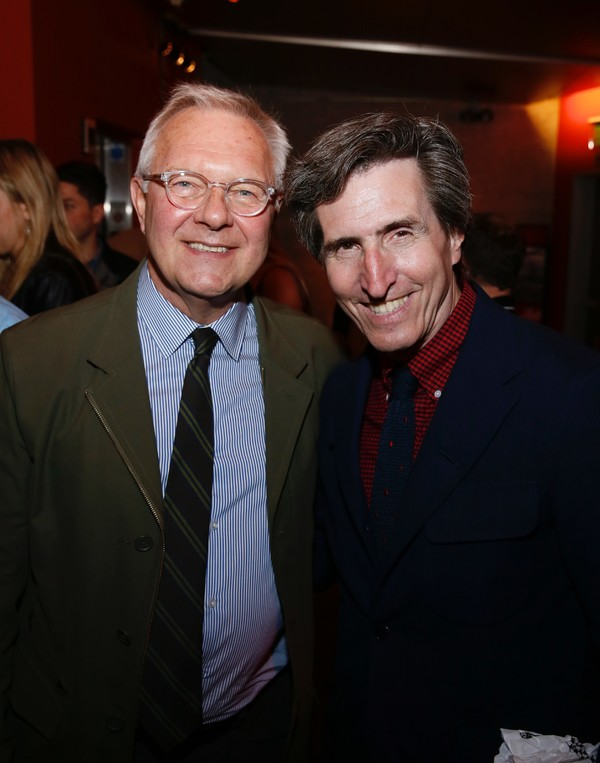 Walter Bobbie and Paul Rudnick Photo