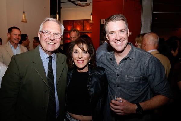 Walter Bobbie, Andrea Martin and Brian Hutchison Photo
