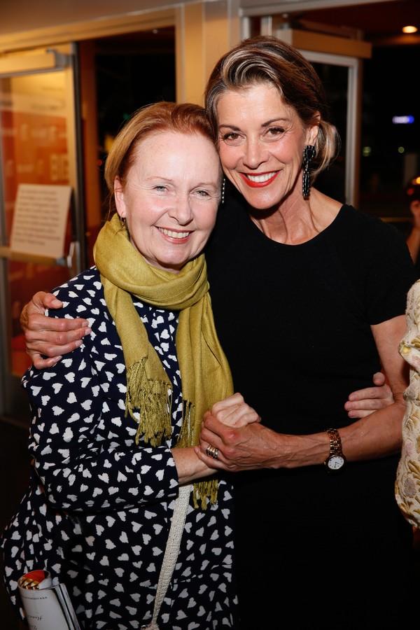 Kate Burton and Wendie Malick