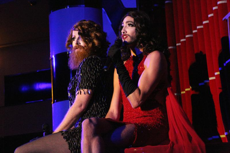 BWW Review: TOPLESS: THE PATH TO EXTINCTION, Live At Zédel