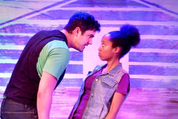 Photo Flash: First Look at RUNAWAY HOME at Fountain Theatre