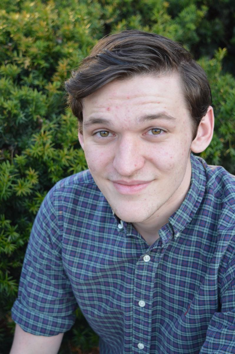 Collegiate Theatrics: Middle Tennessee State University's CONNER McCABE