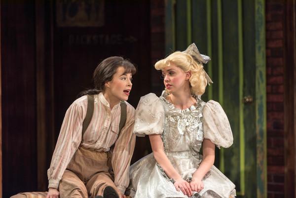 Austen Danielle Bohmer and Charity Van Tassel