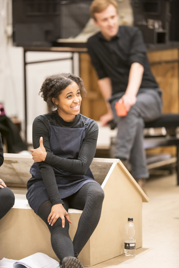 SAINT GEORGE AND THE DRAGON Starts Tonight at the National Theatre