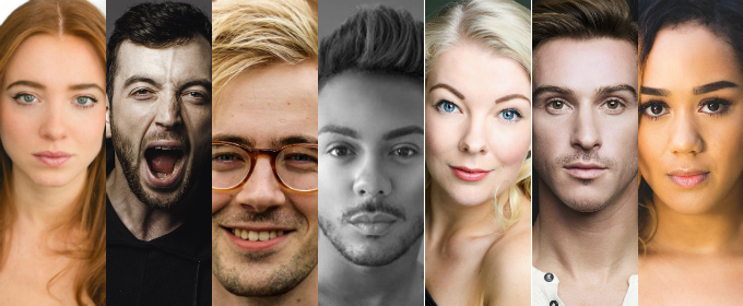 Cast Complete for GOBSMACKED! a Cappella Touring Show
