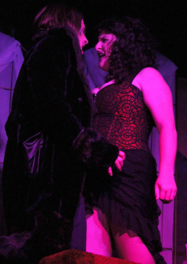 Photo Flash: First Look at Star of the Day's JEKYLL & HYDE