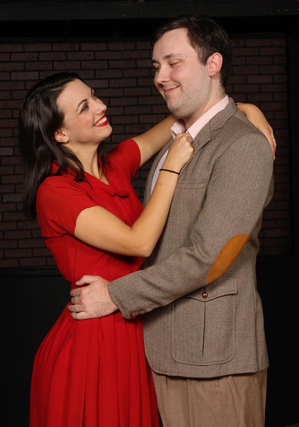 Brittany Leigh Glenn and James Alexander Photo