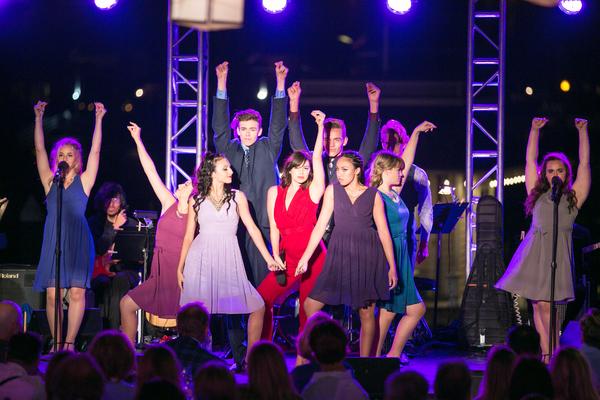 Photo Flash: Broadway's Krysta Rodriguez Headlines OCSA's 2017 Season Premiere