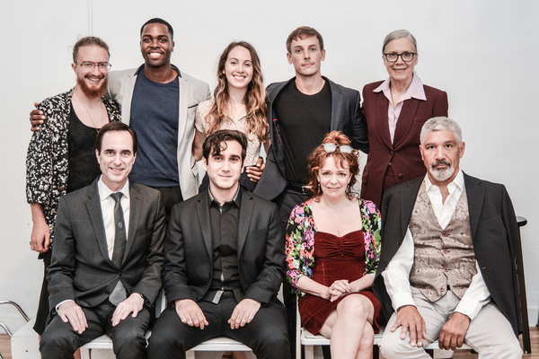 Adapted HAMLET Gets Staged Reading with Deirdre O'Connell and Peter Francis James