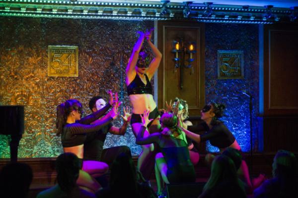 Photo Flash: GUILTY PLEASURES Cabaret Comes to 54 Below