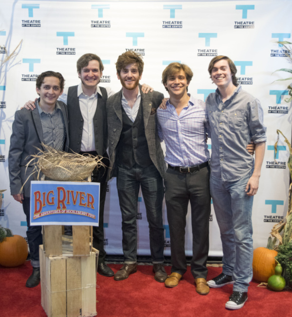 Photo Flash: BIG RIVER: The Adventures of Huckleberry Finn Opens at Theatre at the Center