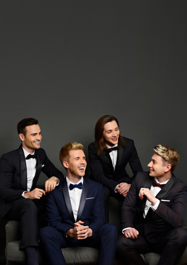 Photo Flash: Collabro Release First Ever Single 'Lighthouse' For Save The Children