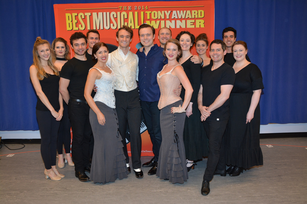 Erin McIntyre, Blake Price, James Taylor Odom, Colleen McLaughlin and the cast-Timoth Photo
