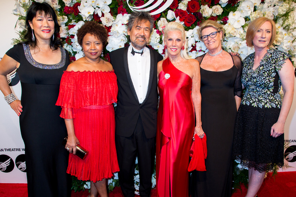 Nadine Wong, Marva A. Smalls, David Henry Hwang, CeCe Black, Anki Leeds, Heather Hitchens