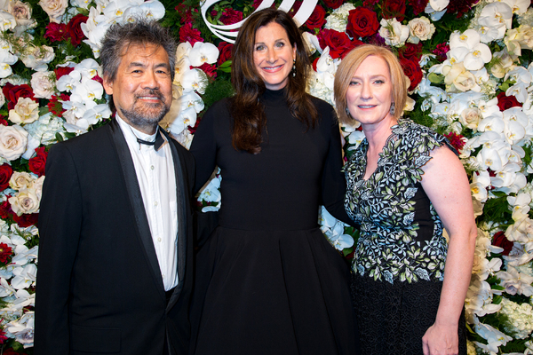 David Henry Hwang, Nicole Eisenberg, Heather Hitchens