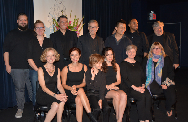 Jack Cummins, Kari Bernston, Robert Cuccioli, Arnie Burton, David Huynh, Brandon Jones, Terry Teachout, Nancy Anderson, Mara Davi, Finn Douglas, Talene Monahon, Lauren Yarger and Jenn Thompson