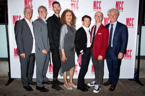 Photo Coverage: MCC's CHARM Celebrates Opening Night!