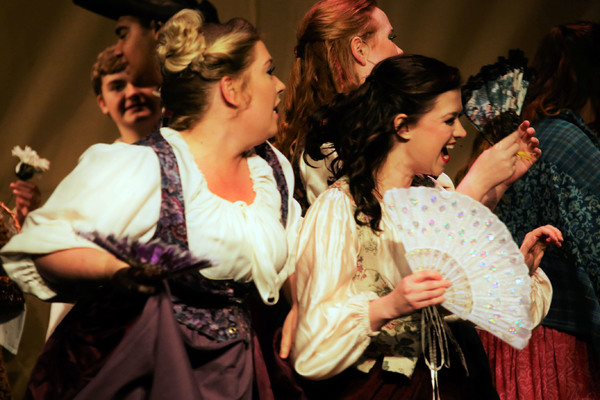 Photo Coverage: Springhouse Theatre's DISNEY'S BEAUTY AND THE BEAST