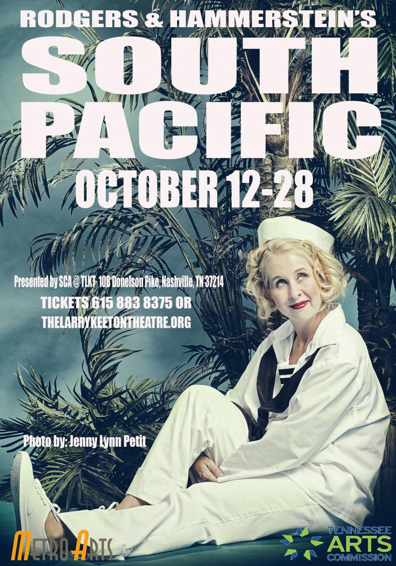 Rodgers and Hammerstein's SOUTH PACIFIC Next Onstage at Larry Keeton Theatre Today-28