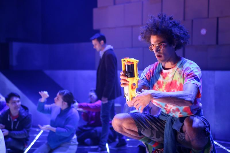 BWW Review: TEH INTERNET IS SERIOUS BUSINESS from WET brings the Lulz and Even Some Thoughtz
