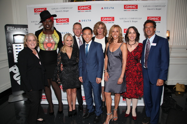 Photo Flash: Kristin Chenoweth and More Celebrate Kathy Najimy with GMHC