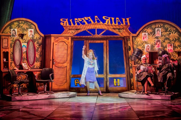 Photo Flash: OMG You Guys! First Look at the New UK Tour of LEGALLY BLONDE THE MUSICAL