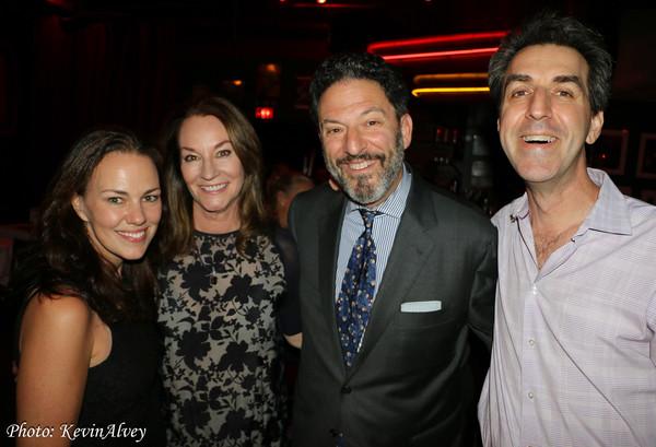 Georgia Stitt, Jessica Molaskey, John Pizzarelli and Jason Robert Brown