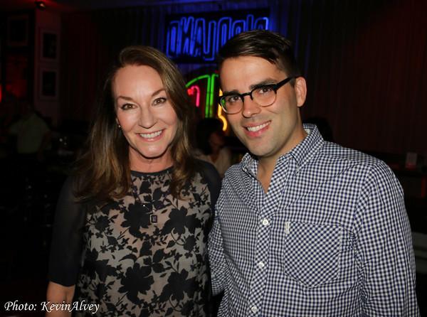 Jessica Molaskey and Luke Frazier