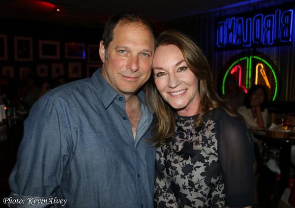Kurt Deutsch and Jessica Molaskey