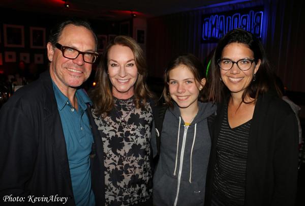 Kurt Elling, Jessica Molaskey, Luiza Elling and Jennifer Elling