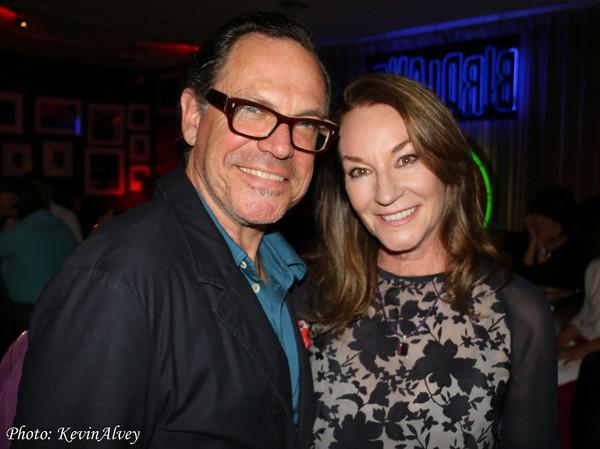Kurt Elling and Jessica Molaskey