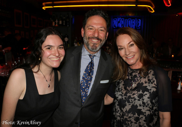 Madeline Pizzarelli, John Pizzarelli and Jessica Molaskey