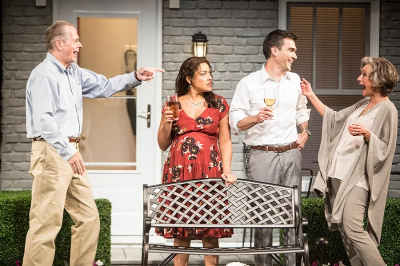 BWW Review:  Arena Stage Goes Local with NATIVE GARDENS