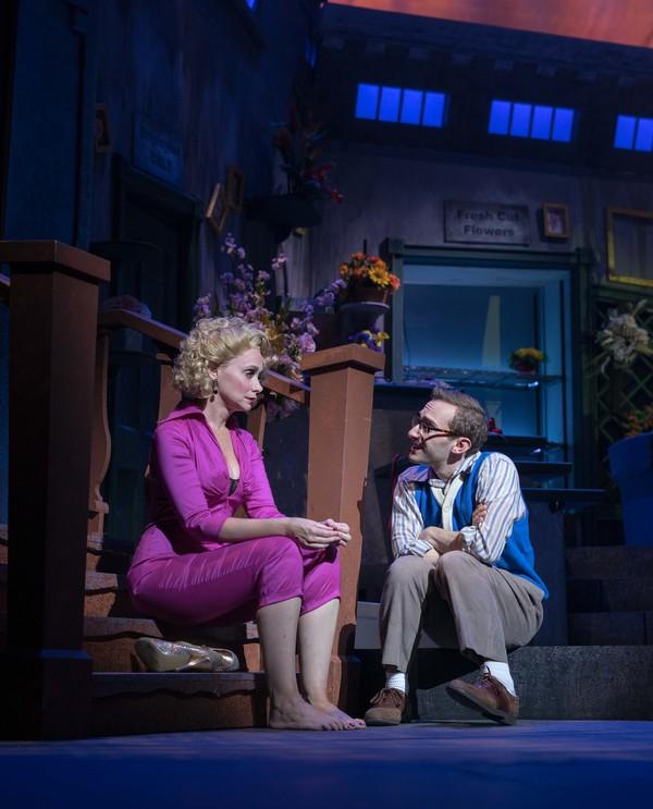 Christine Sherrill and Ben Liebert Photo