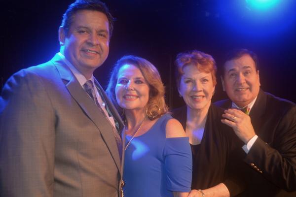 Douglas Ramirez, Randie Levine-Miller, Beth Fowler and Lee Roy Reams