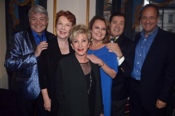 Richard Skipper, Beth Fowler, Barbara Minkus, Randie Levine-Miller, Lee Roy Reams and Adam Grupper