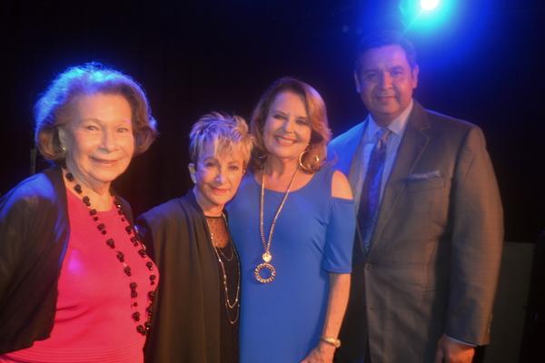 Sylvia Steiner, Barbara Minkus, Randie Levine-Miller and Douglas Ramirez