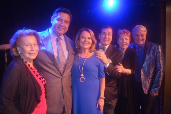 Sylvia Steiner, Douglas Ramirez, Randie Levine-Miller, Lee Roy Reams, Beth Fowler and Richard Skipper