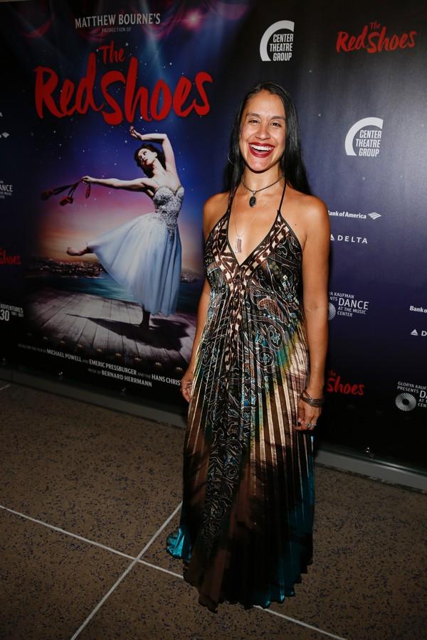 Actor Sabina Zuniga Varela