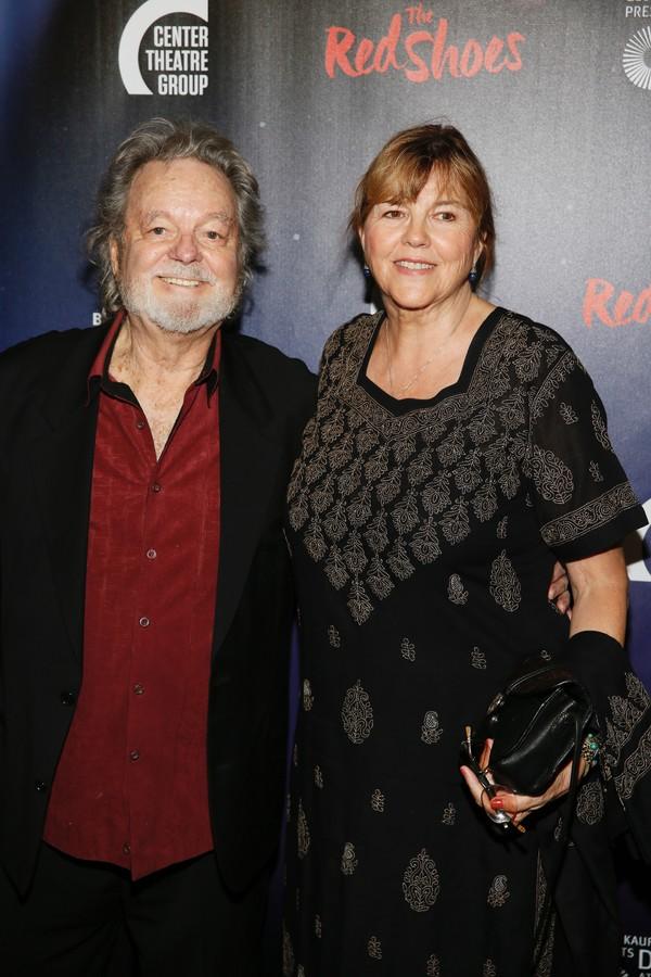 Russ Tamblyn and Bonnie Murray Tamblyn